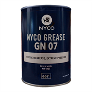 Nyco Grease GN 07 1Kg Can *DCSEA 361/B G-361