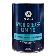Nyco Grease GN 10 1Kg Can MIL-PRF-23827C G-354