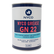 Nyco Grease GN 22 1Kg Can *MIL-PRF-81322G
