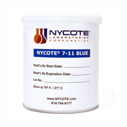 Nycote 7-11 Tinted Blue Coating 1USP Can