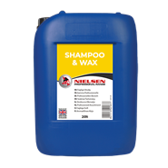 Nielsen L055 Shampoo & Wax 20Lt Bottle