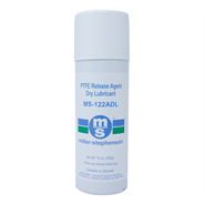 Miller MS-122ADL PTFE Release Agent Dry Lubricant 12oz Aerosol