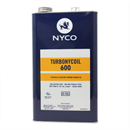 Nyco Turbonycoil 600 (O-156) in various sizes