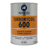 Nyco Turbonycoil 600 1USQ Can *SAE-AS5780 (O-156)
