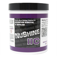 Nuvite Nushine II Grade C Metal Polish 1Lb Tub