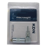 Macnaught KDN Right Angle Needle Point Coupler