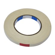 NITTO P-55 Flame Retardant Double Coated Cloth Carpet Tape Natural White 12mm x 23Mt Roll *BMS5-133G Type ll Class 1 *ABS 5648A *FAR 25.853