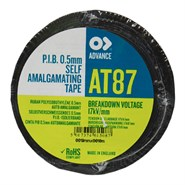 Advance Tapes AT87 Polyisobutylene Self Amalgamating Tape 19mm x 10Mt Roll