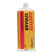 Loctite AA 3295 Acrylic Bonding Adhesive 50ml Twin Syringe (Fridge Storage 2°C-8°C)
