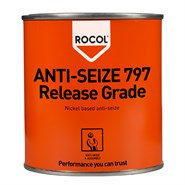 Rocol Anti Seize Paste 797 for Nimonic & Stainless Steel 500gm Tin DTD900-6128 AFS1925 MSRR9380 OMAT4/56
