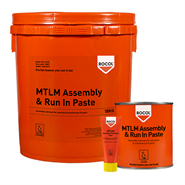 ROCOL® MTLM Assembly And Running Paste in various sizes