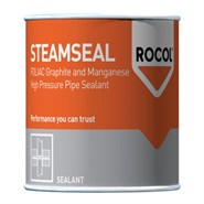 Rocol Steamseal Sealant 400gm Tin