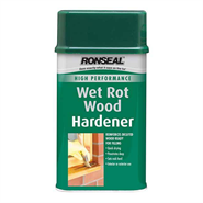 Ronseal Wet Rot Wood Hardener Clear 250ml