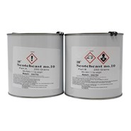 3M Scotchcast No.10 Electrical Filled Thixotropic Epoxy Liquid Resin 500gm A/B Kit