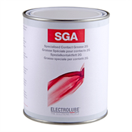 Electrolube Sga Contact Treatment Grease in various sizes