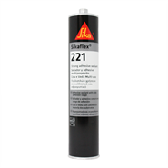 Sikaflex 221 Adhesive Sealant Grey 300ml Cartridge