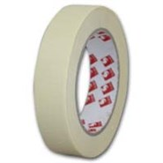 ITW Stokvis 9080S Masking Tape 50mm x 50m Roll