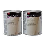 3M Scotch-Weld 1838 B/A Epoxy Adhesive Green 1.8Kg Kit
