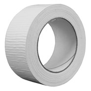 Scapa 3159 Economy Waterproof Cloth Tape White 48mm x 50Mt Roll