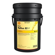 Shell Tellus S2 VX 46 High Performance Hydraulic Fluid 20Lt Drum