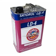 Skydrol LD4 Hydraulic Fluid available in various sizes