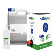 Socomore Socosafe Hydroalcoholic Gel Solution