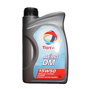 Total Aero DM 15W-50 Multigrade Dispersive Piston Engine Oil