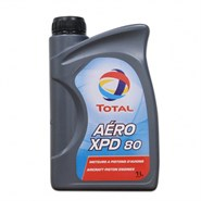 Total Aero XPD 80 Dispersive Monograde Mineral Piston Engine Oil