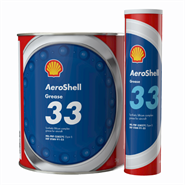 Aeroshell Grease 33 available in various sizes