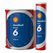 AeroShell Grease 6 in various sizes