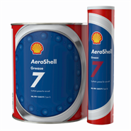 Aeroshell Grease 7 available in various sizes