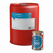 Aeroshell Turbine Oil 500 available in various sizes