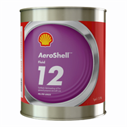 Aeroshell Fluid 12 Synthetic Ester Oil *MIL-PRF-6085E *9150-00-223-4129 in various sizes