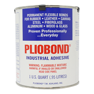 Pliobond 20 Adhesive in various sizes
