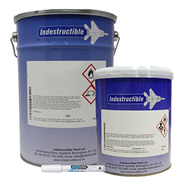 Indestructible Paint PL258 Black Marking Ink in various colours and sizes