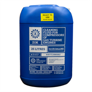 ZOK MX Compressor Cleaner 25Lt Can - Ready To Use