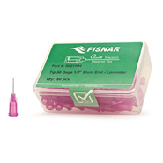 Fisnar 8001094 30 Gauge Blunt End 0.5in Dispensing Tip (Pack of 50)