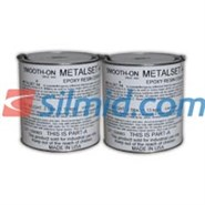 Smooth-On Metalset A4 Epoxy Adhesive 1USQ Kit