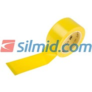 3M 471 Vinyl Tape Yellow 1in x 36yd Roll
