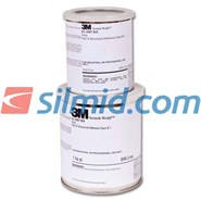 3M Scotch-Weld EC-3587 B1/4 A/B Urethane Adhesive Grey 1USQ Kit