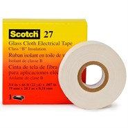 3M 27 Glass Cloth Electrical Tape 25mm x 55Mt Roll