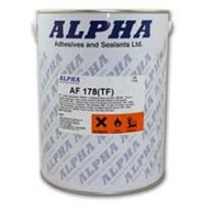 Alpha AF178TF High Heat Resistant Adhesive (Toluene Free) 5Lt Can