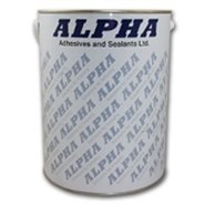 Alpha AN189 Sprayable Adhesive Red 5Lt Can