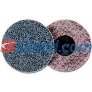 3M Roloc Surface Conditioning Disc SC-DR Heavy Dark Brown 50mm (Box of 50)