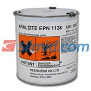 Araldite EPN 1138 SP Epoxy Resin 1Kg Pack