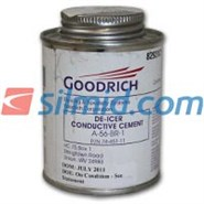 Goodrich A-56-BR-1 (74-451-11) Conductive Edge Sealer 1/2USP Can