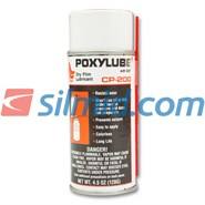 Sandstrom CP-200 Poxylube Air Drying Solid Film Lubricant 4.5oz Aerosol