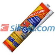 Sikaflex 11FC Polyurethane Sealant & Adhesive White 300ml Cartridge