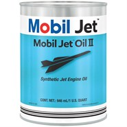 Mobil Jet Oil II (O-156) 1USQ Can *MIL-PRF-23699F Type STD