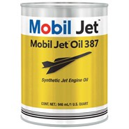 Mobil Jet Oil 387 Gas Turbine Lubricant 1USQ Can *MIL-PRF-23699 HTS *SAE AS5780 HPC